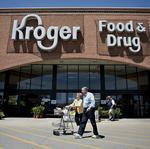 Kroger could face stiffer competition after huge supermarket merger