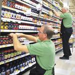 Grocers lining up for locations, market share