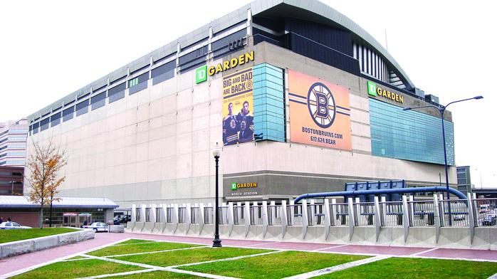 TD Garden included in coast-to-coast marketing deal with Wal-mart