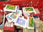 How much are shoppers spending on holiday gift cards?