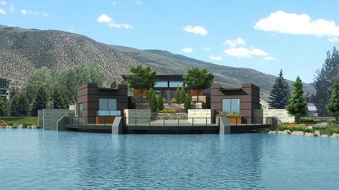 A small Colorado community is among the nation's top 10 for LEED projects