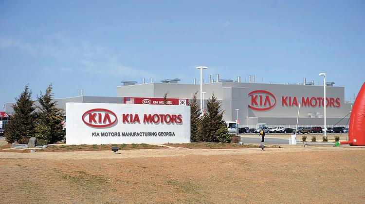 assembly line employee shoots co worker at georgia kia