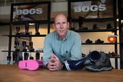 Focus. The deal with Weyco Group means Bogs founder Bill Combs (pictured) can focus on what he does best: design new products. The deal lifted the burden of back-end operations off Bogs. Those are now handled out of the Milwaukee, Wisc., headquarters of Weyco.