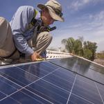 Arizona loses 25 percent of solar jobs in 2015