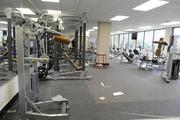 The free weights strength and training room at the Honolulu Club was renovated with new equipment, carpet, paint and flooring.