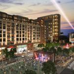 First look at Howard <strong>Hughes</strong>' $1B plan for Columbia's Crescent land