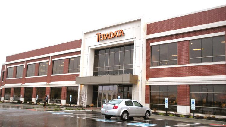 teradata corp to move hq from dayton to san diego dayton business