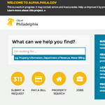 The city wants residents' help revamping its website