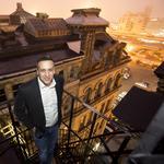 Jeffers seeks TIF help for Mackie Building restoration into downtown Milwaukee apartments