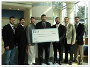 The Remi Group Charlotte 51 to 200 employees Competition category: Medium Chosen charity: The Remi Children's Fund at Levine Children's Hospital's Nephology unit The Remi Group is an administrator of equipment-maintenance management programs.