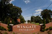 Wingate University Wingate 201 to 500 employees Competition category: Large Wingate University is a private university with three campuses in N.C. It offers 35 undergraduate majors and is accredited by the Southern Association of Colleges and Schools Commission on Colleges.Click here to vote now!