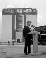 Kennedy Space Center to end Vehicle Assembly Building tours