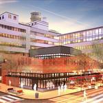 Detailing Douglas Development's expanding plans for the Hecht Warehouse District