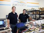 Startup sells a renewable-energy storage tool