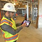 Children's hospital renovation contractors embrace technology