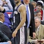 Age could prove to be Spurs' toughest foe
