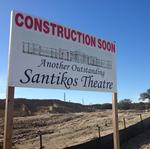 Construction underway for new <strong>Santikos</strong> theater in far west San Antonio