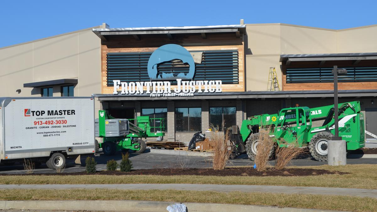 75d02b85db9 Great guns  Frontier Justice will build second store in KCK - Kansas City  Business Journal