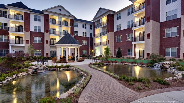 Delicieux Waltonwood Cary Parkway Senior Housing Campus Opened In 2009.