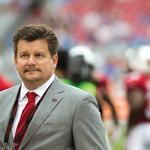 Businessperson of the Year runner-up: Cardinals President Michael Bidwill