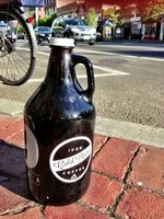 Cool: 1369 now delivers iced coffee in growlers