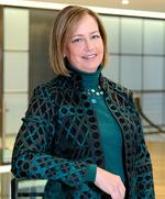 Dassault's <strong>Lynne</strong> <strong>Wilson</strong> on how to hire more women engineers