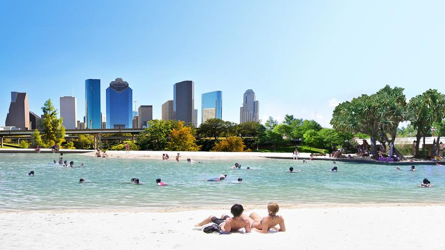 Business Pulse Poll Would You Use A Public Natural Swimming Pool In Houston Houston Business