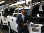 Ford CEO: Driverless cars probably on road within 5 years