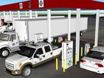 Natural gas fueling station to open in Dayton region