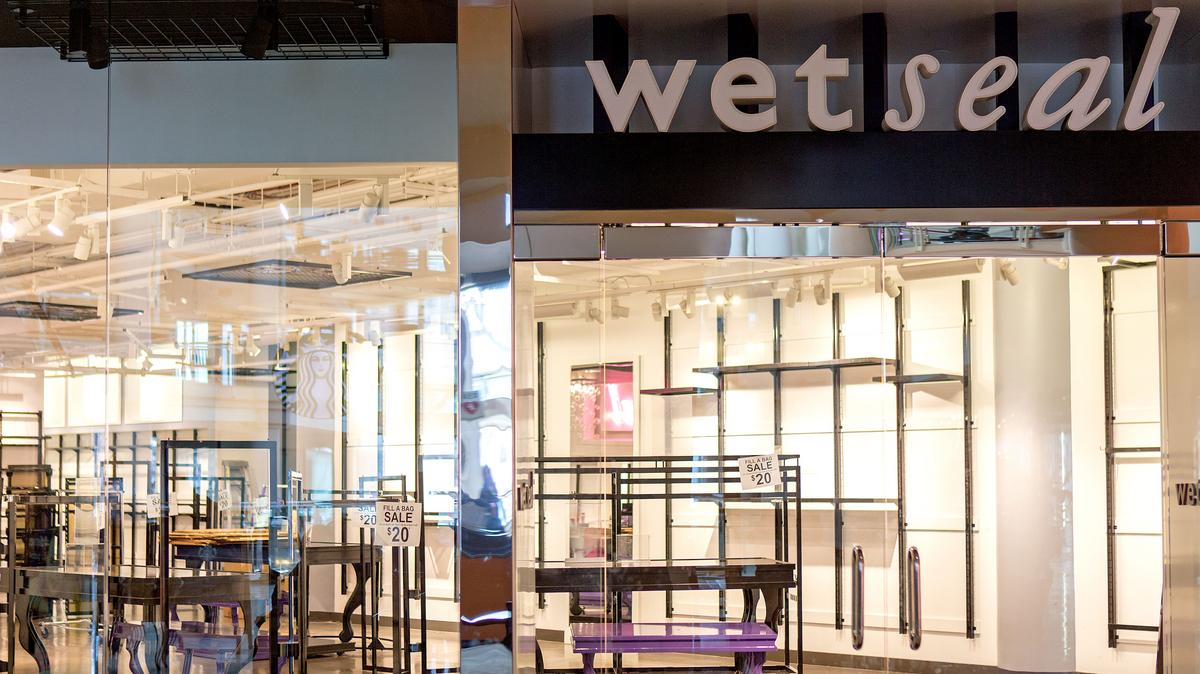 Wet Seal closures will leave mall vacancies throughout Florida