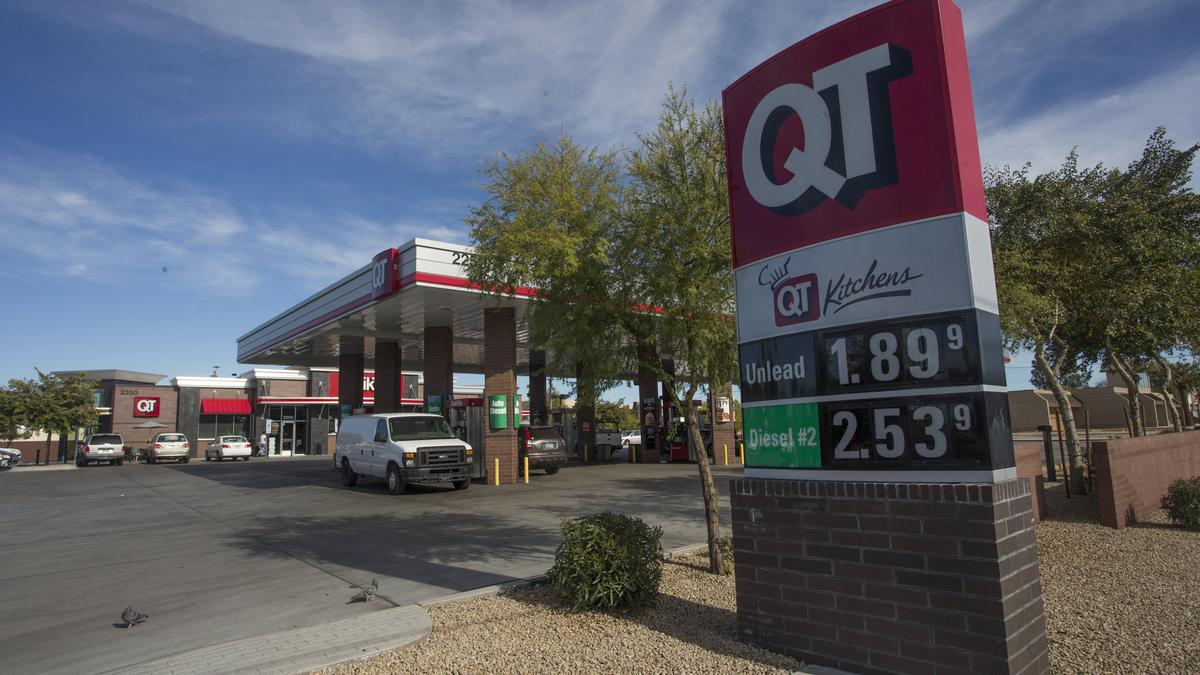 QuikTrip to open 100 stores in San Antonio and Austin - San Antonio