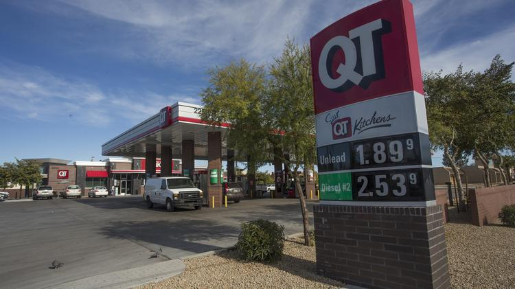 QuikTrip going big in Texas: 100 stores planned for Austin