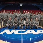 Hoopla Ticket Program donates game tickets to airmen, families