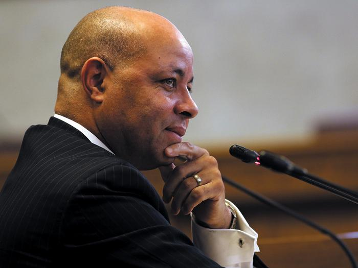 City Manager Harry Black resigns ahead of council vote