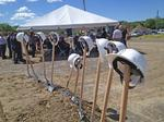 Marini breaks ground on new HQ, <strong>Bellini</strong>'s restaurants