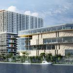 Canadian REIT buys distressed mortgage for mixed-use Miami River project