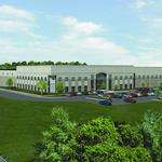 $14 million industrial building planned at Triad park