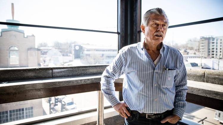Marvelous Lou Moshakos, President And Owner Of LM Restaurants.