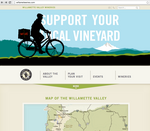 How to track wineries from the road