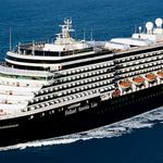 Holland America gets guests on board