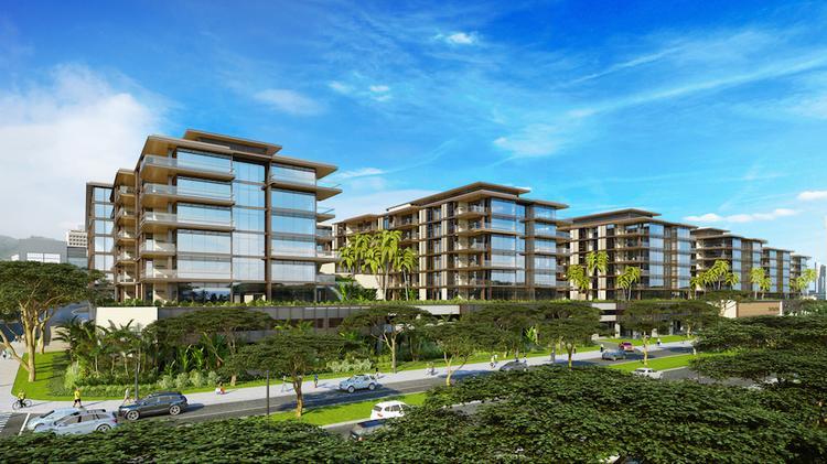 Park Lane Ala Moana Luxury Honolulu Condo 75 Percent Sold