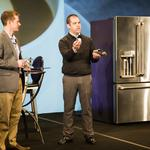 Is it odd that GE Appliances is launching new products while it's being acquired?
