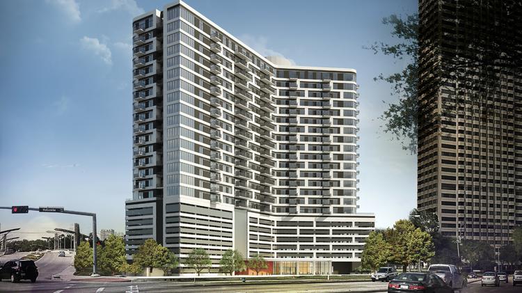Houston Apartment Developer Eyes More High Rises