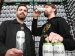 12th Man? How about a 12th Can: Hilliard's Beer preps for massive demand for Seahawks-themed brew (Video)