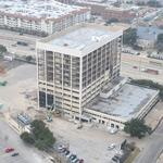 Trammell Crow sets implosion date for vacant Cityplace-area office tower