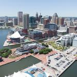 Developer floating plans to build Inner Harbor arena on Piers 5 and 6