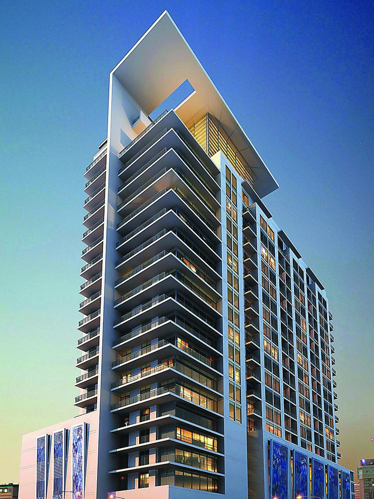 Summa Development S Cititower Apartments To Break Ground