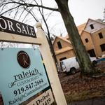 Triangle housing supply is low, but the number of real estate agents is up
