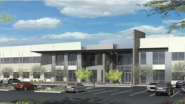 The proposed Mach One development in Chandler