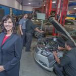 BMW partners with UTI to open technician training facility on U.S. military base